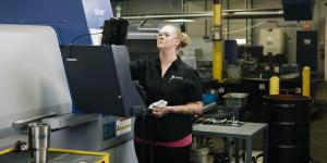 American Factories Demand White-Collar Education for Blue-Collar Work