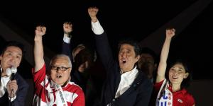 Shinzo Abe Set to Become Japan's Longest Serving Prime Minister