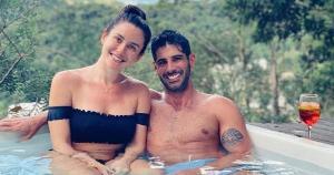 Manoela Caiado, âncora da emissora do bispo Edir Macedo, está namorando o anestesiologista Bruno Tourinho há dois meses