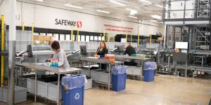 Safeway Owner, Rival Grocers Bet on Smaller Warehouses