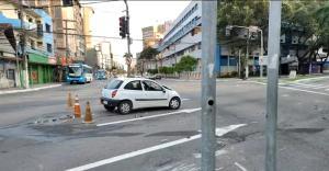 De acordo com informações da TV Gazeta, ninguém se feriu gravemente. Apenas um dos motoristas reclamou de dores após a batida, mas passa bem