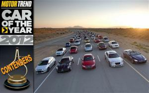 2012 Motor Trend Car of the Year: Contenders and Finalists - Motor Trend