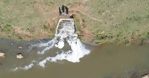 Durante a Expedição Biguá, realizada pela TV Gazeta Sul, flagrantes foram registrados ao longo do principal recurso hídrico da Região Sul do Espírito Santo