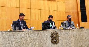 Proposta, que impede a abertura de mais de cinco comissões, era parte de acordo que resultou no apoio do governador de Renato Casagrande para a reeleição de Musso à presidência da Assembleia
