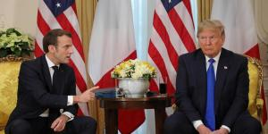 Trump Risks Further Isolation as Macron Relationship Sours