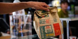 McDonald's Strikes Delivery Deal with DoorDash