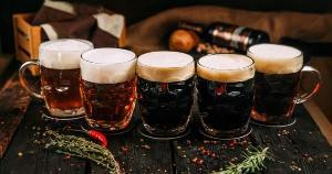 Aproveite a estação para brindar com rótulos dos estilos Dry Stout, Russian Imperial Stout, Belgian Strong Golden Ale e Imperial Porter produzidos no Estado
