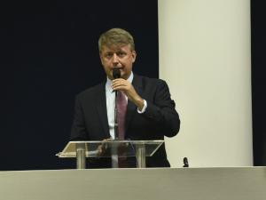 Com duas chapas, Serra teve disputa entre vereadores ligados a Vidigal e os que apoiaram o candidato de Audifax Barcelos, Fabio Duarte (Rede), em 2020