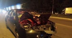 Wagner Nunes de Paulo, 28 anos, foi preso em flagrante na noite de sábado (17) após acidente que matou uma jovem de 20 anos na Rodovia Darly Santos