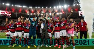 Rubro-Negro venceu o Volta Redonda no último sábado (24) conquistou a Taça Guanabara e é favorito ao título estadual