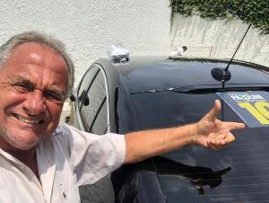 """""""Sou contra o PT e já tinha avisado que iria com Pazolini no 2° turno"""", diz ex-deputado. Já Podemos, sigla de Do Val, declara apoio ao candidato de esquerda, enquanto senador vai com Pazolini"""
