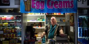 Sweet Memories Keep Egg Creams Alive in New York City