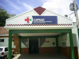 Uma arma e um colete foram roubados de funcionários da unidade estadual que atende pacientes em tratamento psiquiátrico em Cachoeiro de Itapemirim
