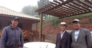 Queijão, que terá um objeto histórico, será inaugurado nos próximos dias nas montanhas capixabas