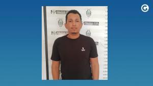 Júlio Muniz dos Santos, de 37 anos, era amigo do dono do bar e matou Arley Machado Coutinho, de 39, durante briga por causa de marca de cerveja, em 2019