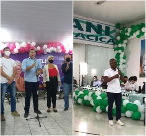 O penúltimo dia do prazo para realização das convenções dos partidos foi marcado pelo lançamento de três candidaturas para a disputa da Prefeitura de Cariacica