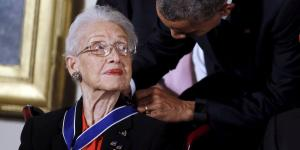 Pioneering NASA Mathematician Katherine Johnson Has Died