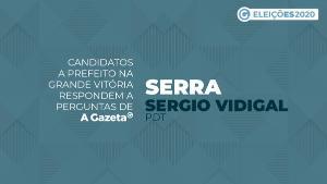 A Gazeta entrevistou o deputado federal e candidato para comandar a Serra pelos próximos quatro anos. Saiba as propostas dele para áreas de assistência social, segurança pública, trânsito, serviço público e infraestrutura. Veja vídeo