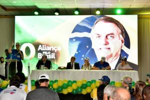 Das 492 mil assinaturas que a legenda organizada em prol de Bolsonaro precisa para ter o registro reconhecido pelo TSE, apenas 57 mil foram validadas