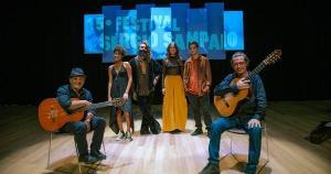 Com show gravado no Teatro Glória, do Centro Cultural Sesc Glória, 15a edição do Festival Sérgio Sampaio tem transmissão nesta quinta (16) às 19h