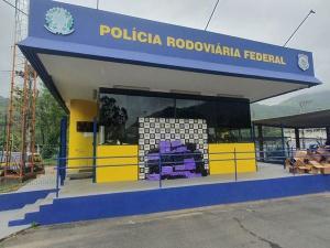 Motorista trazia droga do Paraná e contou que receberia R$ 10 mil para levar a carga até Cariacica