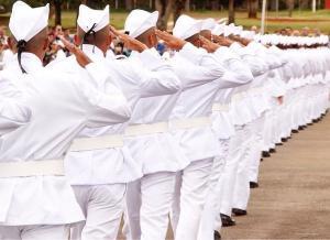 A Marinha informou que os respiradores ficarão armazenados em seu Centro de Intendência, para apoiar o atendimento na área de saúde no Estado
