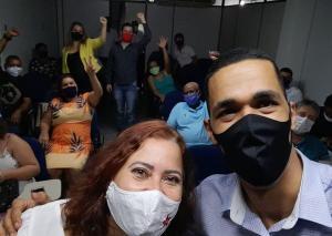 A candidata pelo PT será Joana Darck Caetano. O PTB e o Pros também lançaram suas apostas na disputa ao cargo de prefeito