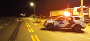 Acidente aconteceu na madrugada desta quarta-feira (14), na ES 297. O serviço de resgate do Samu chegou a ser acionado, mas o motociclista morreu no local