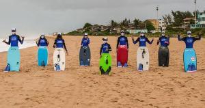 Ação ambiental que acontece neste sábado (18), a partir das 8h, faz parte da programação do Wahine Bodyboarding Pro, etapa do Circuito Brasileiro de Bodyboard que acontece na praia local entre os dias 23 a 26 de setembro