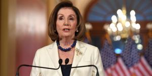 Pelosi to Deliver Statement on Status of Impeachment Inquiry