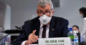 O presidente do Senado, Rodrigo Pacheco, também informou em nota que não vai interferir nas decisões da CPI. 'Nunca interferi e não interferirei'