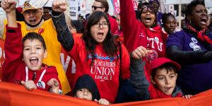 Chicago Teachers on Brink of Strike—and Pay Isn't Only Demand