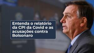 Relatório final foi produzido pelo senador Renan Calheiros (MDB-AL). Votação para aprovar o texto está marcada para esta terça-feira (26)