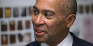 Deval Patrick Joins Democratic Race for President
