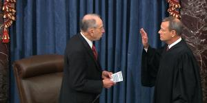 Senators to Be Sworn In as Trump Impeachment Trial Begins