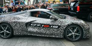 'I Refuse to Call it a Corvette.' GM Moves the Engine, Revs Up a Revolt
