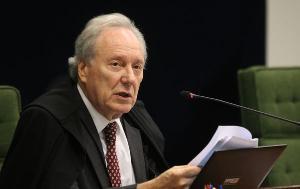 Lewandowski acolheu pedido da PGR para suspender artigo da Constituição estadual que permite reeleições consecutivas de membros da Mesa Diretora. Mas não anulou eleição já realizada