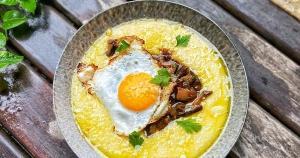 Comidinhas reconfortantes e deliciosas como essa são perfeitas para se aquecer em meio às baixas temperaturas do inverno