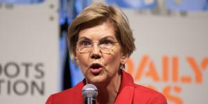 Elizabeth Warren Takes Aim at Private-Equity Funds