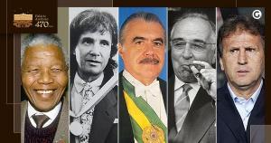 Passagem de presidentes, artistas, atletas e líderes mundiais transformou o Palácio Anchieta em palco de histórias curiosas entre capixabas e personalidades de outros lugares. Veja o vídeo