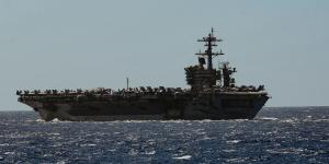 Aboard the USS Roosevelt, Sailors Braced for the Worst