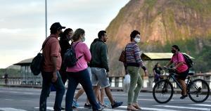 A temperatura registrada na madrugada desta quarta-feira (16) na Região Serrana é 2,4°C menor que a registrada nesta terça (15)
