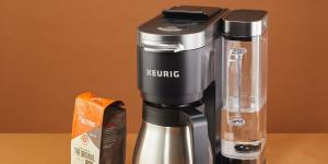 Finally, a Keurig Machine Even Coffee Snobs Can Enjoy