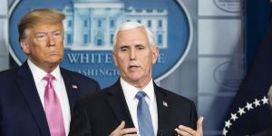 Trump Defends Administration's Coronavirus Response as Lawmakers Raise Concerns