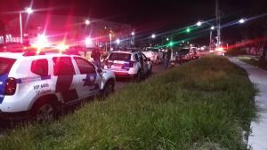 Segundo apuração inicial do repórter Tiago Félix para a TV Gazeta, dois suspeitos tentavam assaltar a mulher quando um advogado que passava pela região viu a ação e atirou