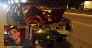 Wagner Nunes de Paulo está preso desde o dia 17 de abril, quando o veículo dirigido por ele atropelou a moto onde Amanda Marques Pinto estava na garupa. Família da vítima fará ato antes da sessão