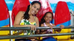 Mirian Oliveira, de 38 anos, morreu em fevereiro de 2020 após cair de um brinquedo em um parque de diversões em Itapemirim, no Sul do Estado. Ela acompanhava a filha, que na época tinha 8 anos e ficou gravemente ferida