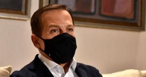 Governador de SP está em campanha dentro do partido. Ele disputa prévias do PSDB para ser escolhido candidato à Presidência da República