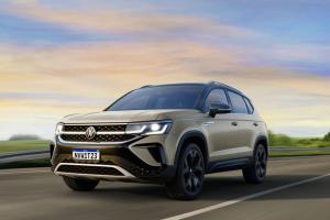 O Taos é um utilitário esportivo médio da Volkswagen que vem para brigar pela liderança sul-americana do segmento
