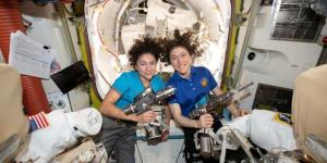 NASA Tries Again for the First All-Female Spacewalk